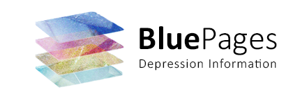 Blue pages logo