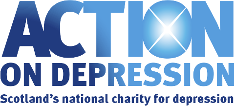 Action on Depression logo